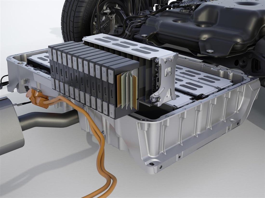 Batteria Volkswagen Passat GTE 2019