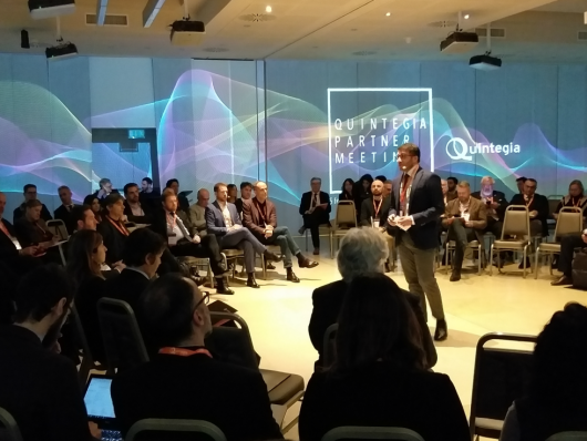 Conferenza Quintegia Partner Meeting 2019