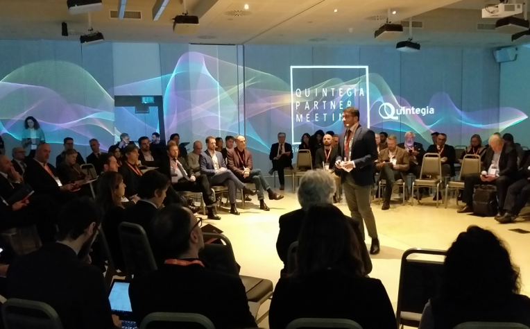 Conferenza Quintegia Partner Meeting 2019