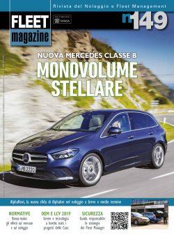 Cover Fleet Magazine 149