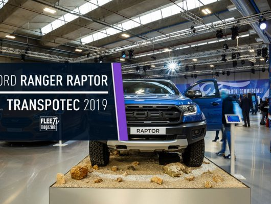 Ford Ranger Raptor Transpotec 2019