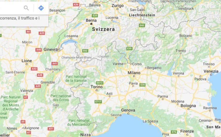 google maps funzioni per automobilista
