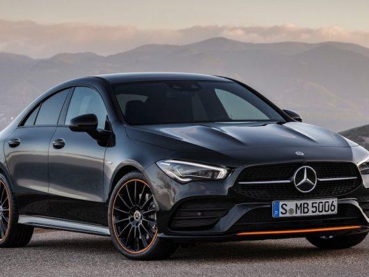 Mercedes al Salone di Ginevra 2019