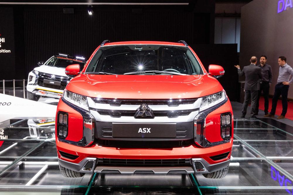 Motori di Mitsubishi ASX 2020