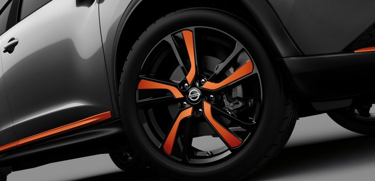 Nissan Juke dettaglio