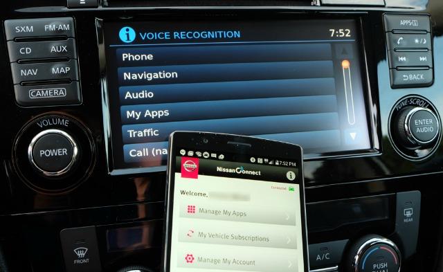Nissan Connect come funziona