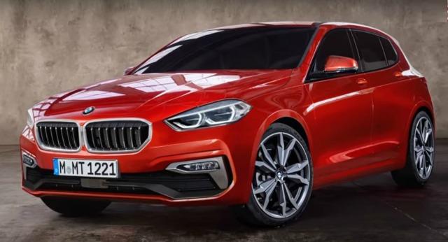 Nuova BMW Serie 1 Salone di Ginevra 2019