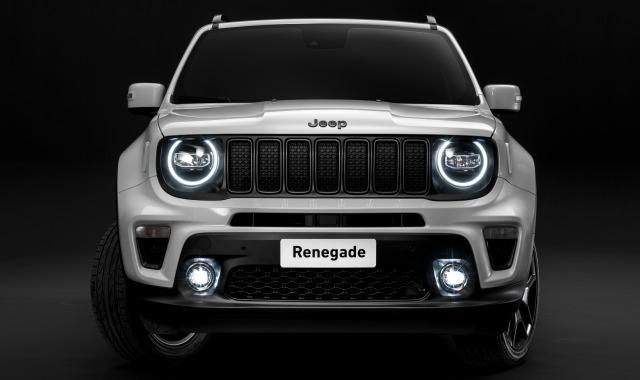 Nuova Jeep Renegade S