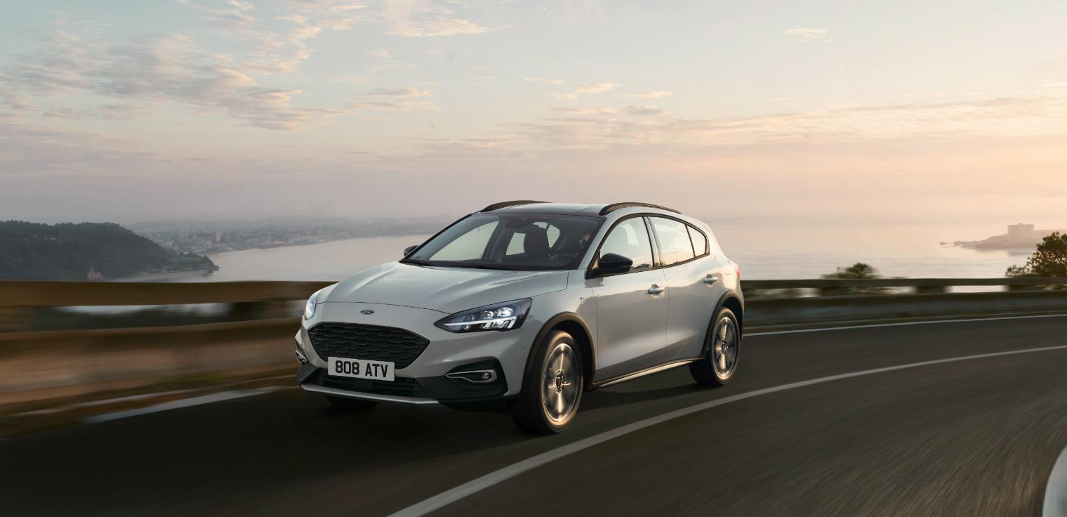 Prezzi nuova Ford Focus Active