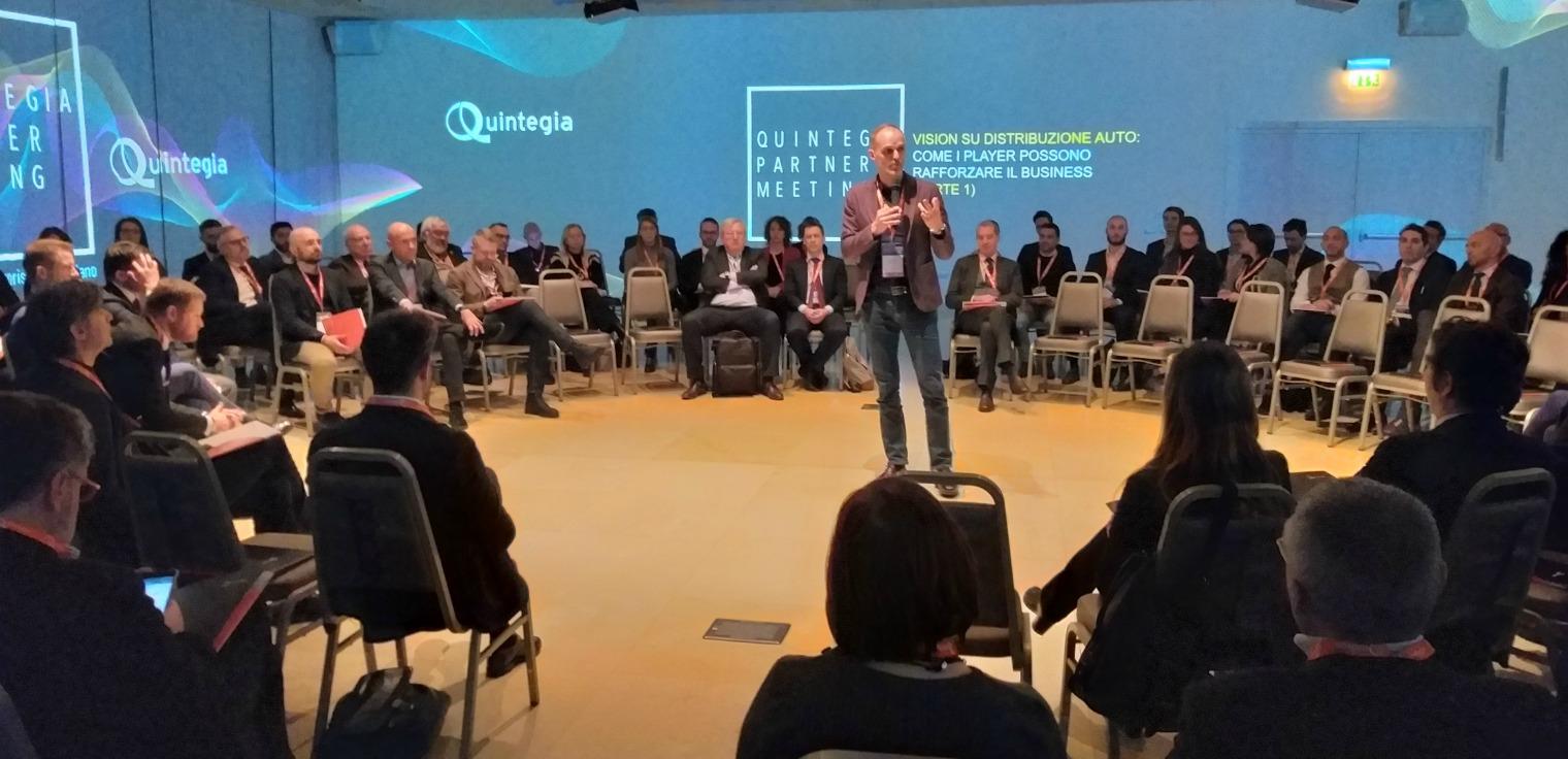 Quintegia Partner Meeting 2019