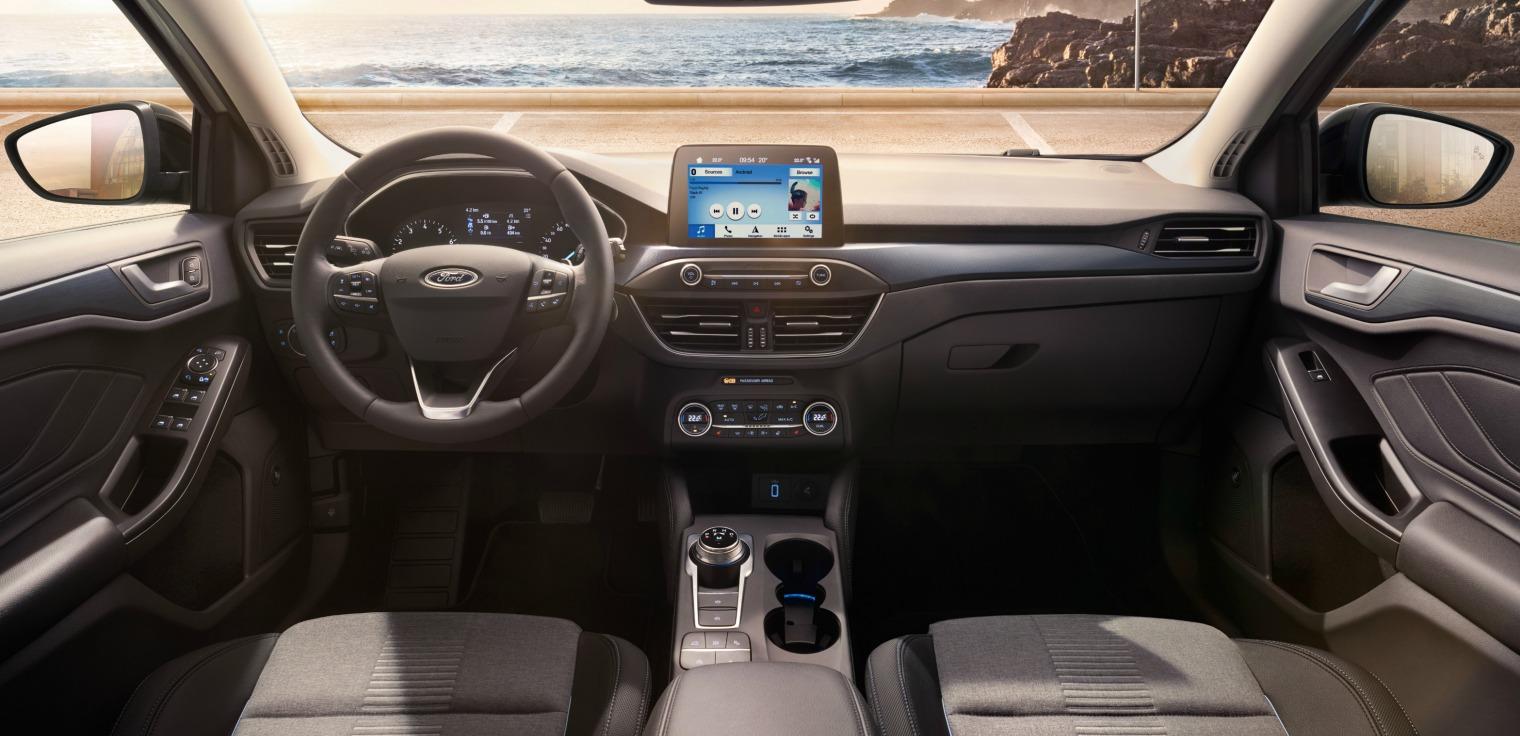 Tecnologia nuova Ford Focus Active