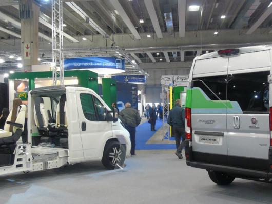 Transpotec Logitec 2019 LCV Fiat Professional