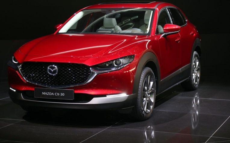 Uscita di Mazda CX-30