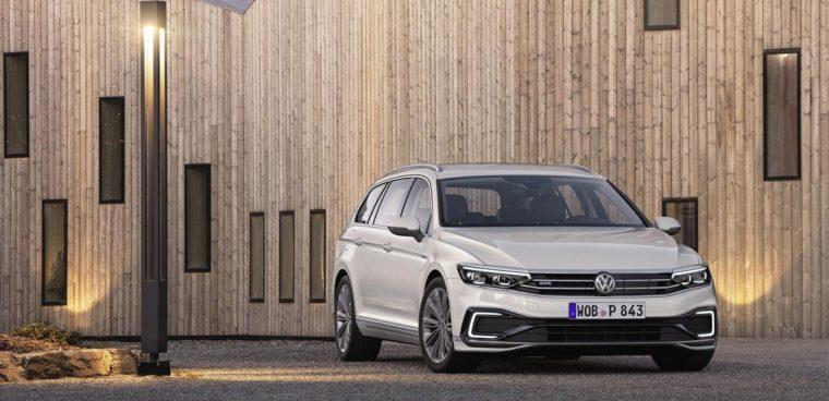 Volkswagen Passat restyling 2019