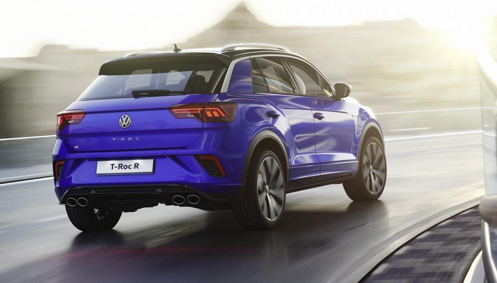 Il nuovo noleggio auto condiviso 2share di Volkswagen per T-Roc