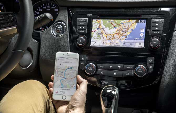 App Nissan Connect