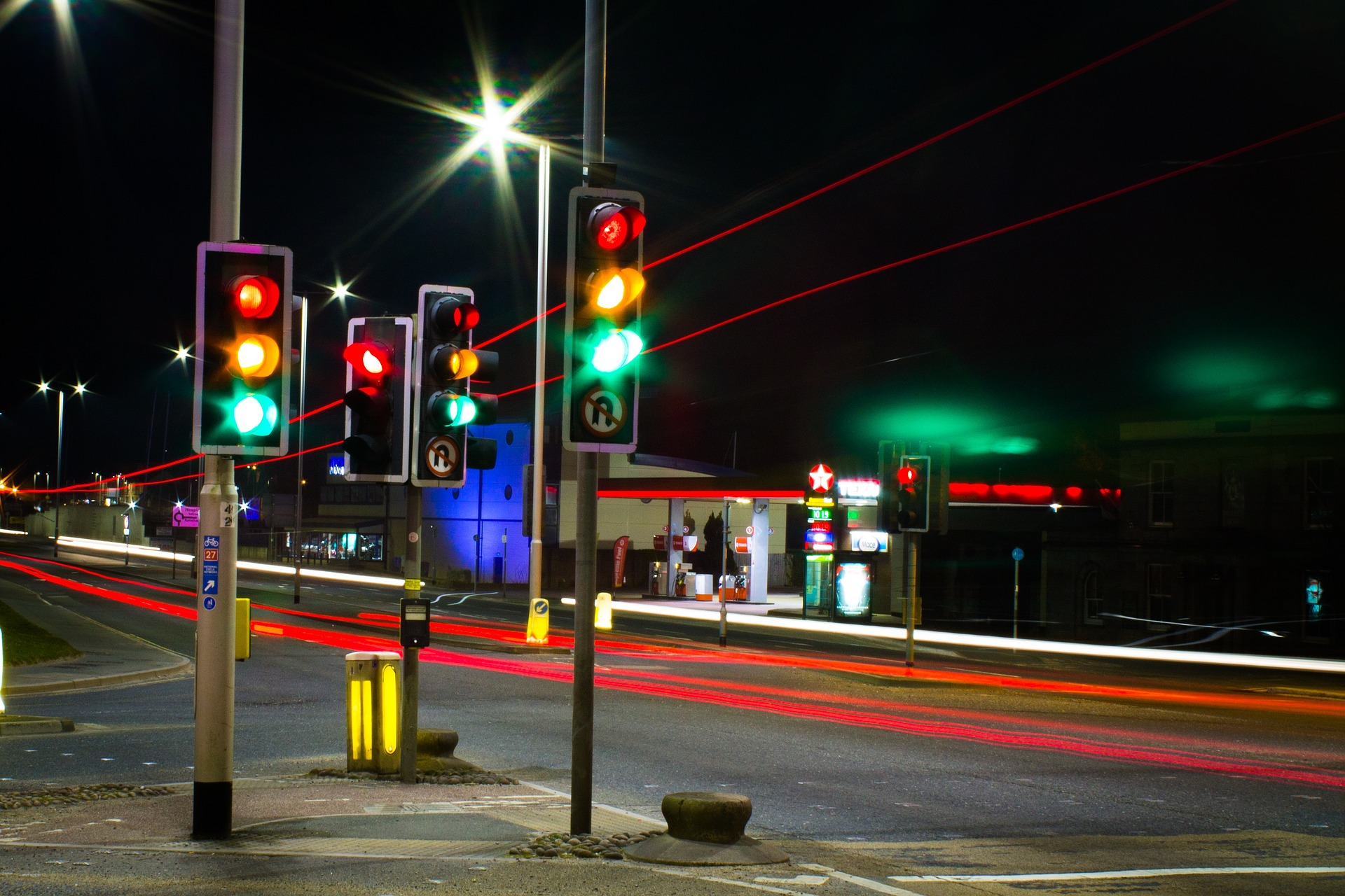 Art.41 del Codice della Strada: semafori