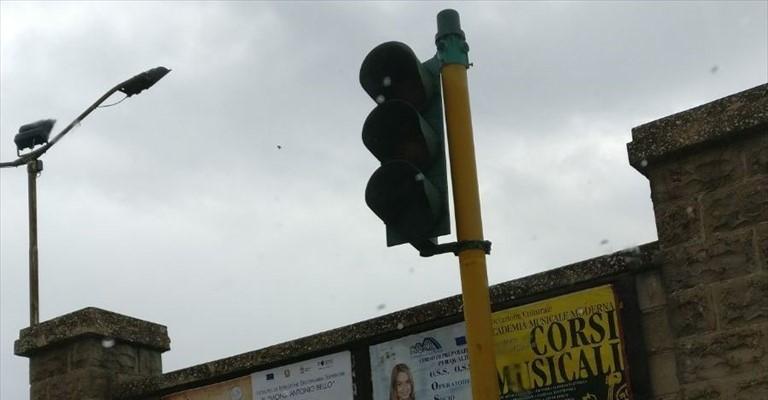 cosa fare in caso di semaforo spento