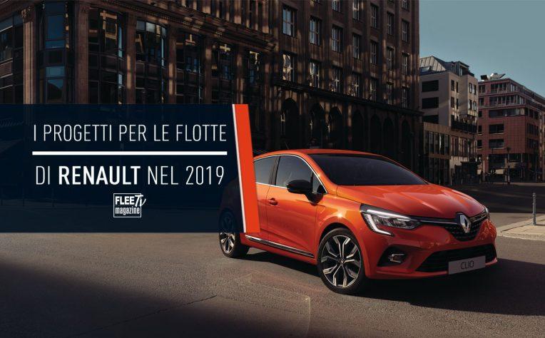 Flotte Aziendali Renault 2019