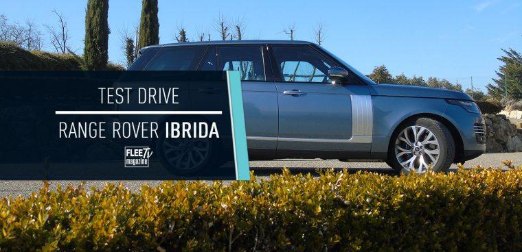 Land Rover Range Rover ibrida plug-in