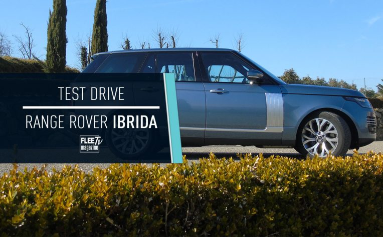 Land Rover Range Rover ibrida plug-in