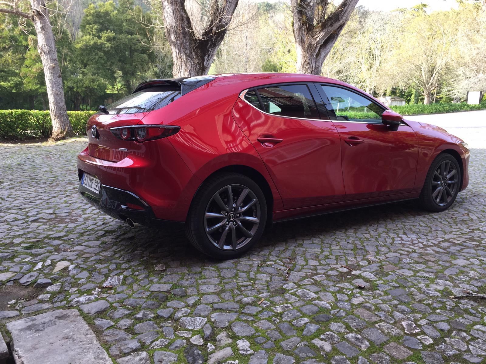 Il design della nuova Mazda3 2019