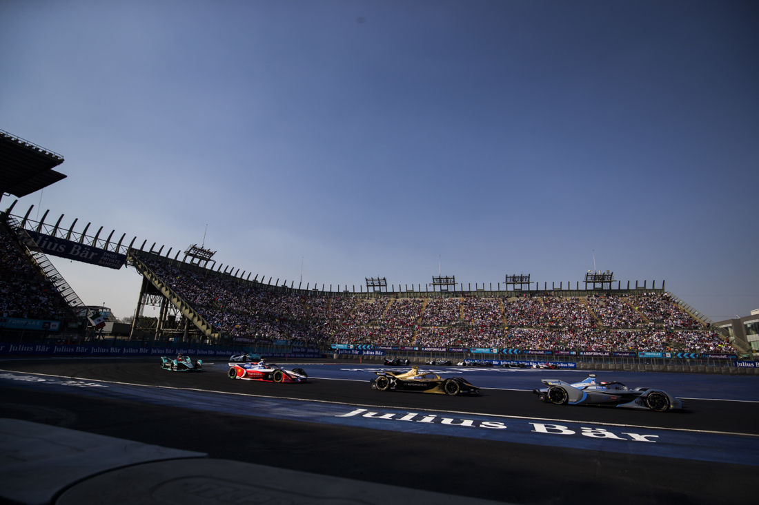 ePrix Messico Formula E