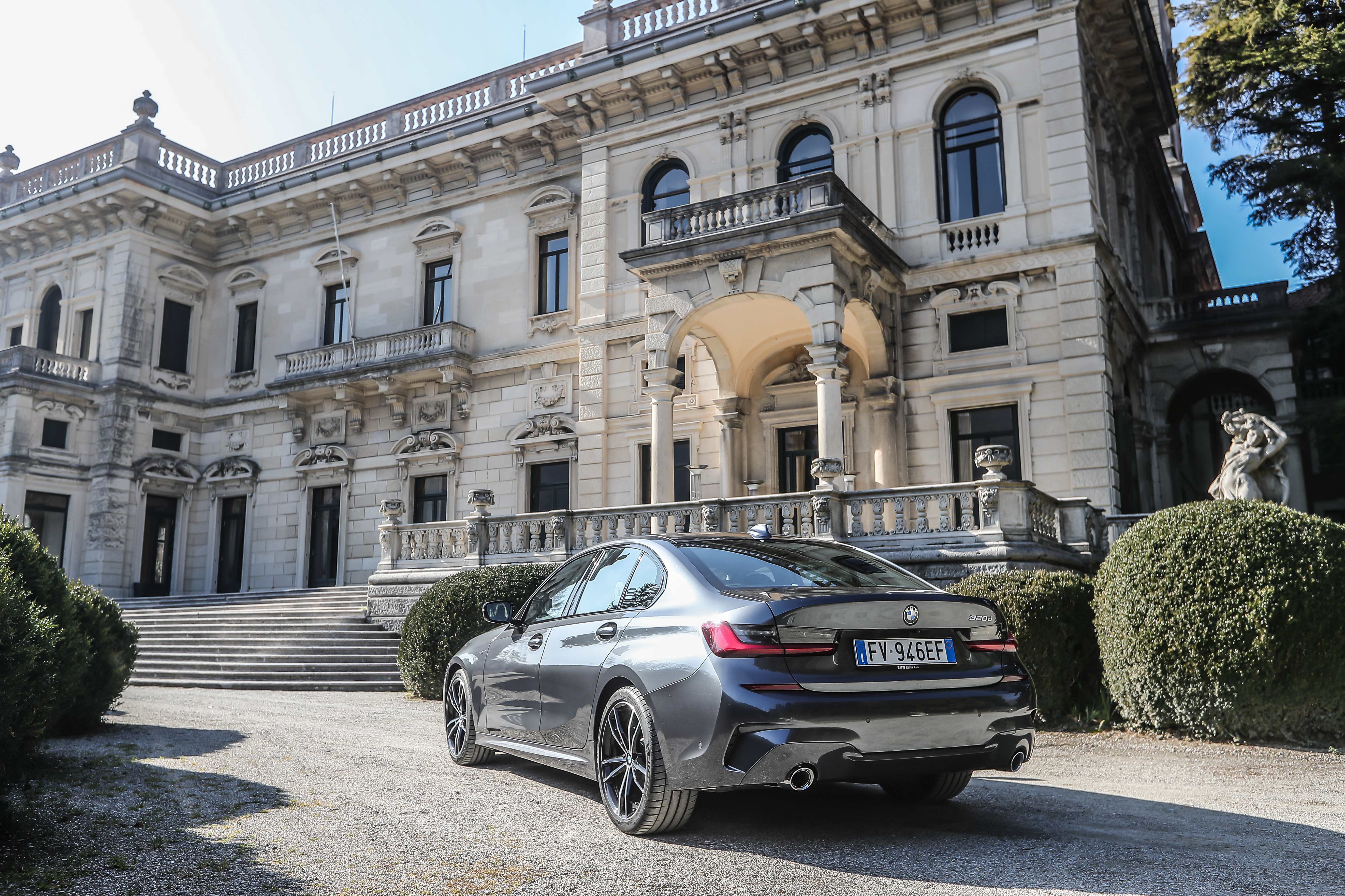 guida autonoma BMW Serie 3