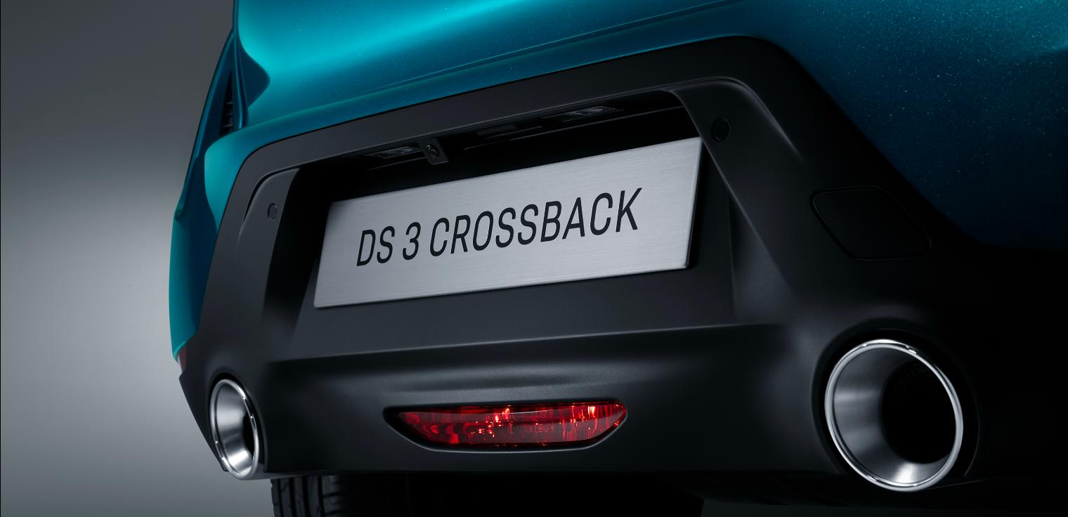 lancio nuova DS 3 Crossback