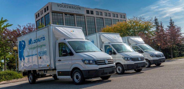 Locauto Van e la nuova flotta di furgoni frigo