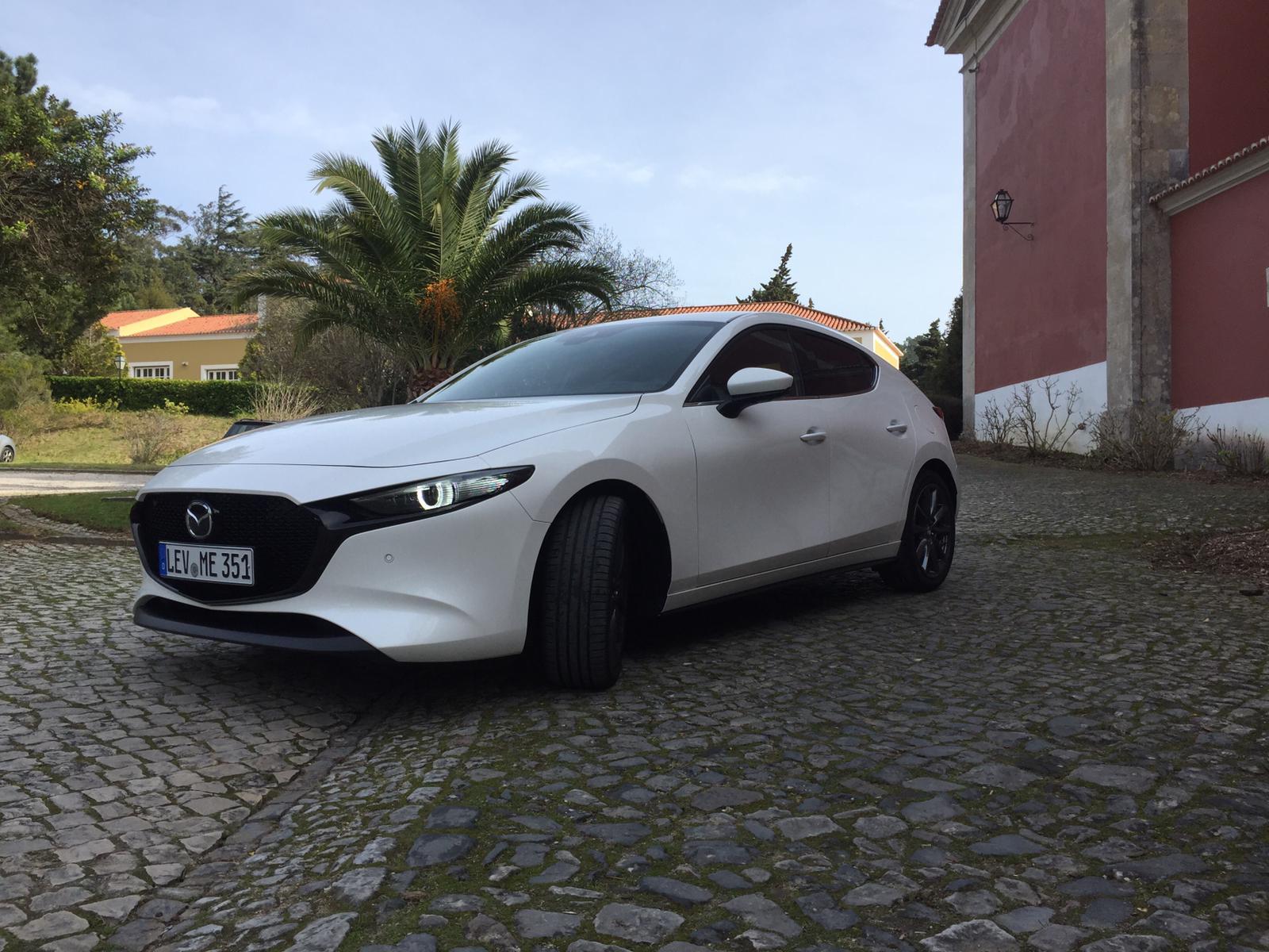 Mazda3 2019: nove motorizzazioni