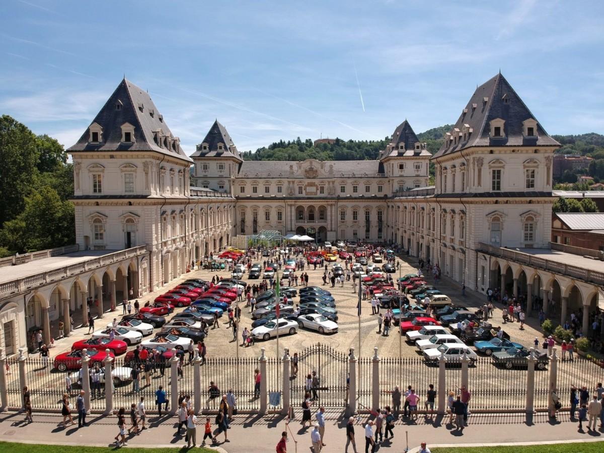 Parco Valentino presenta la 5a edizione del Salone dell'Auto di Tonino 2019