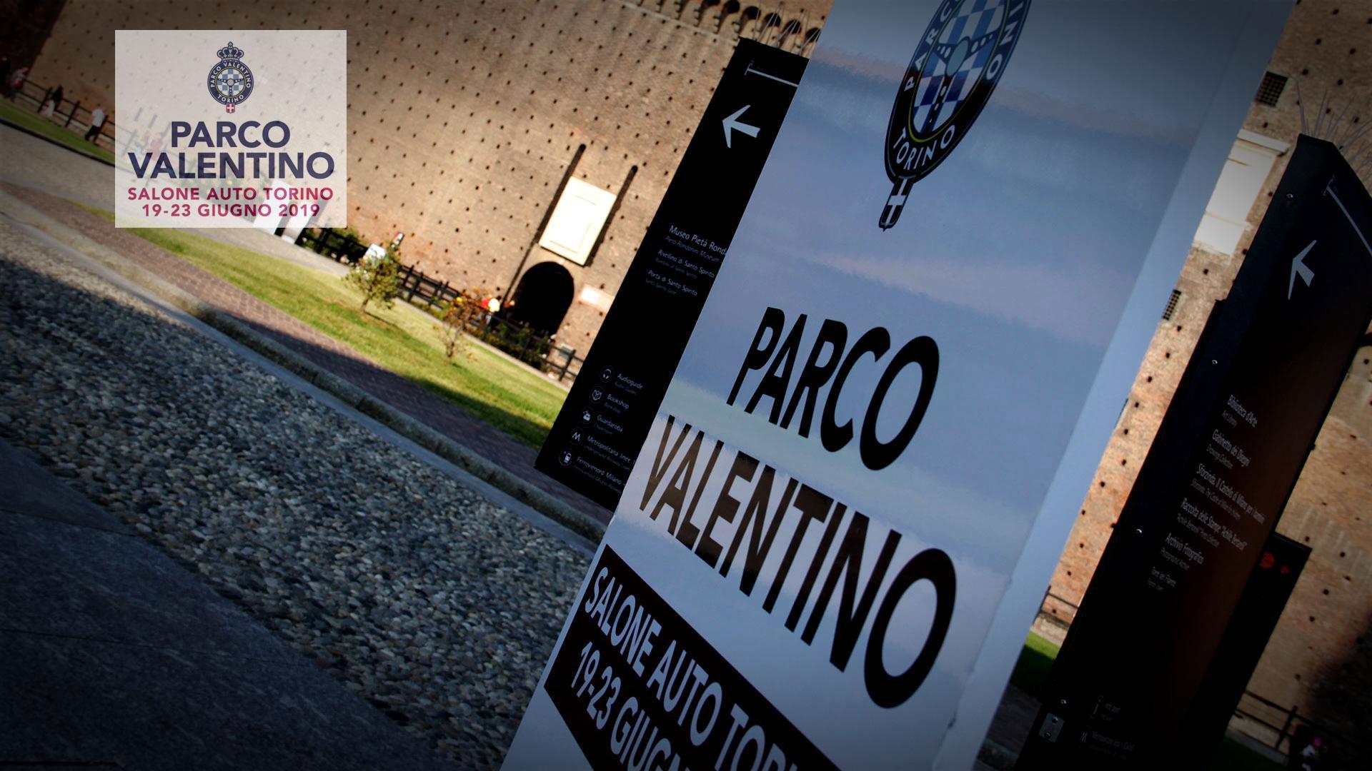 Parco Valentino presenta il Salone dell'Auto di Torino 2019: ecco tutte le novità e date