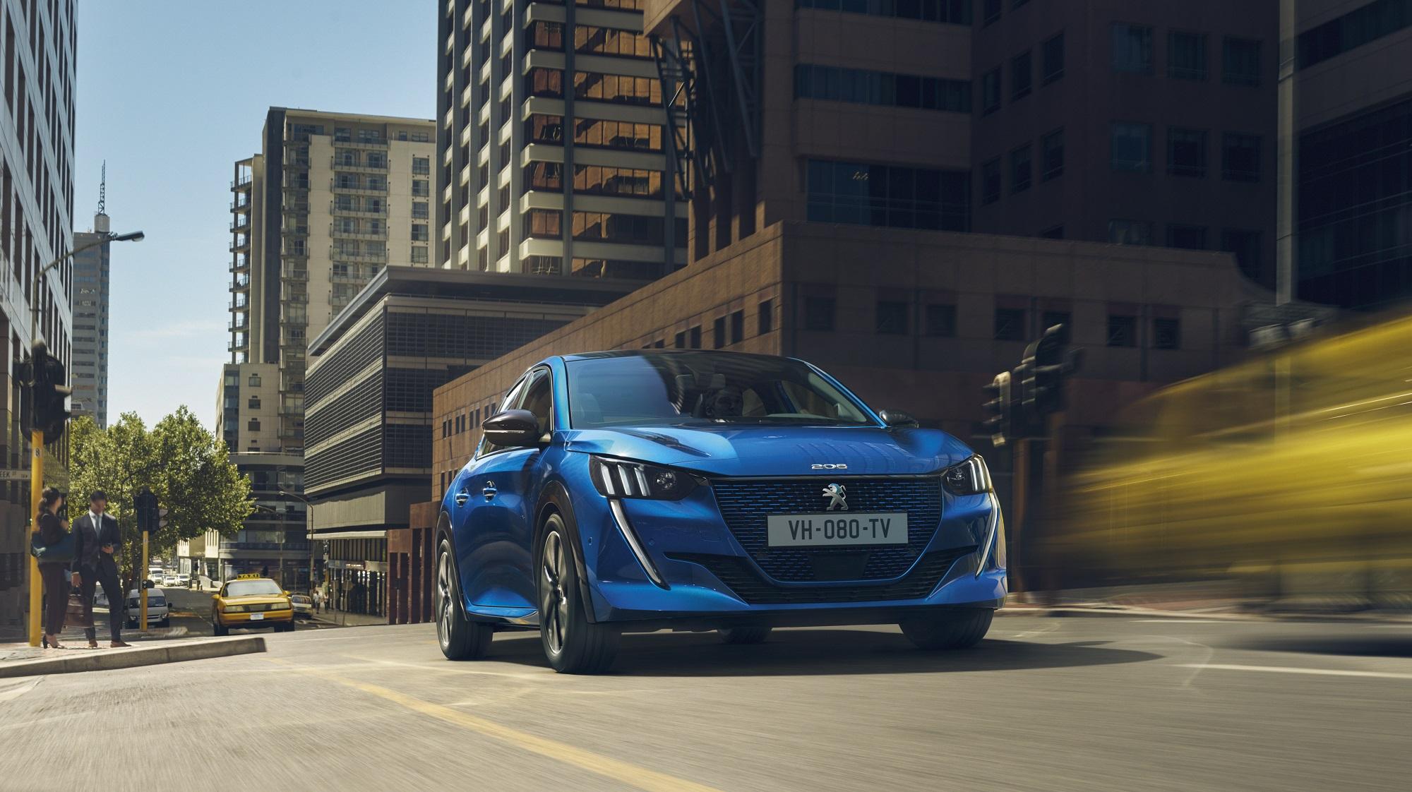 Nuova Peugeot 208 alla Milano Design Week 2019
