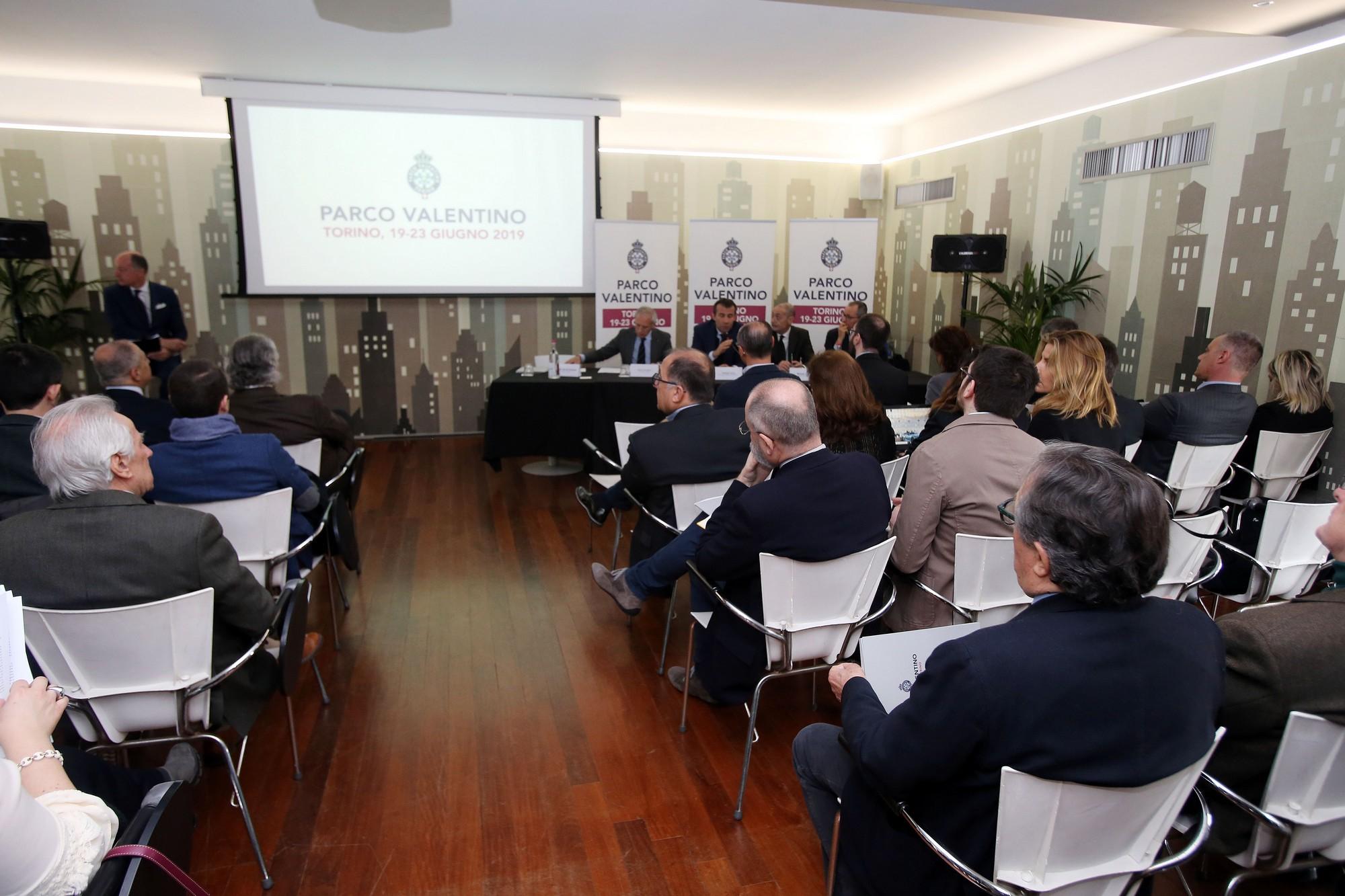 Salone dell'Auto di Torino, Parco Valentino 2019: la conferenza di presentazione, temi trattati