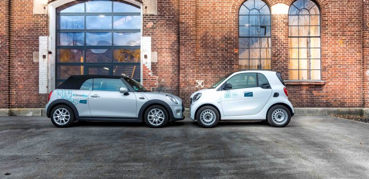 Share Now: la joint venture tra car2go e DriveNow, riuniti sotto un unico operatore di car sharing