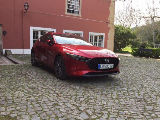 Il nostro Test Drive della nuova Mazda3 a Lisbona