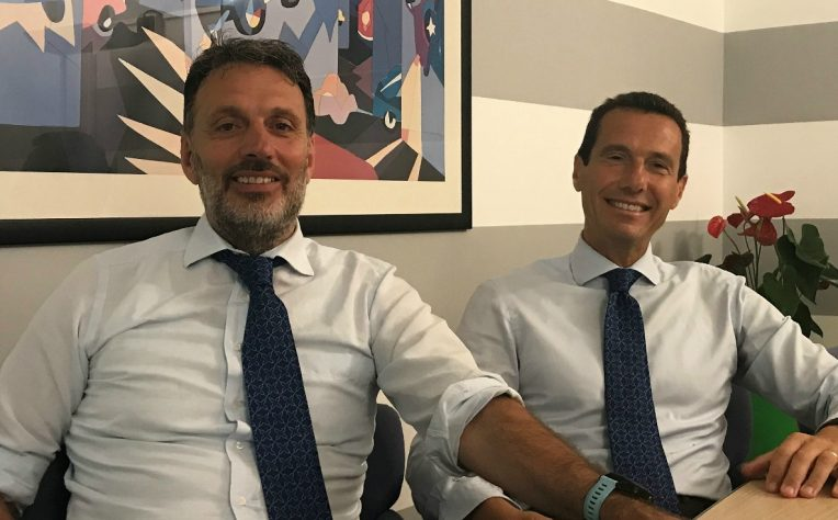 Alberto Repetto e Marco Gandolfi Syntonia