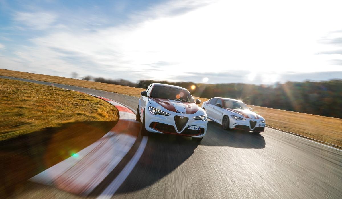 Alfa Romeo Racing Giulia e Stelvio Quadrifoglio 2019