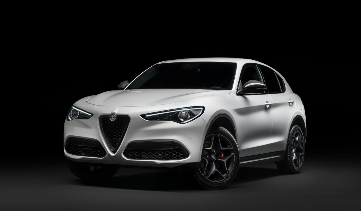 Alfa Romeo Stelvio Ti Turismo Internazionale allestimento