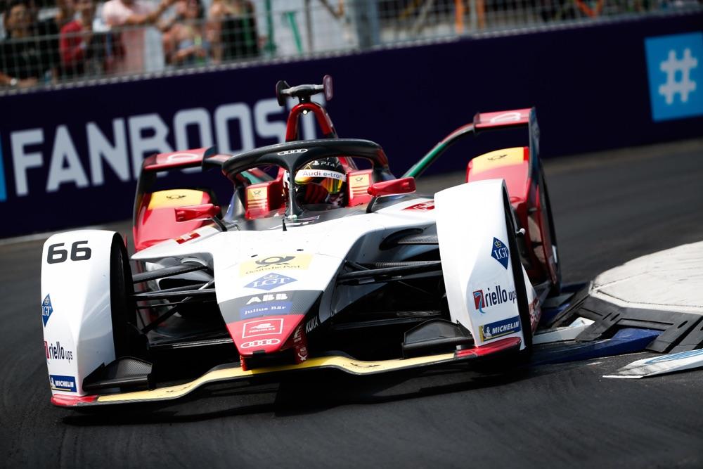 Audi Abt Formula E