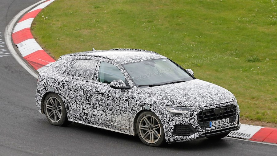 Audi Q3 Sportback suv