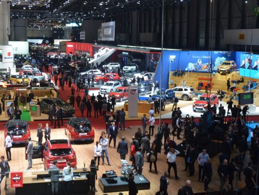 Auto elettriche e ibride plug-in al salone di Ginevra 2019