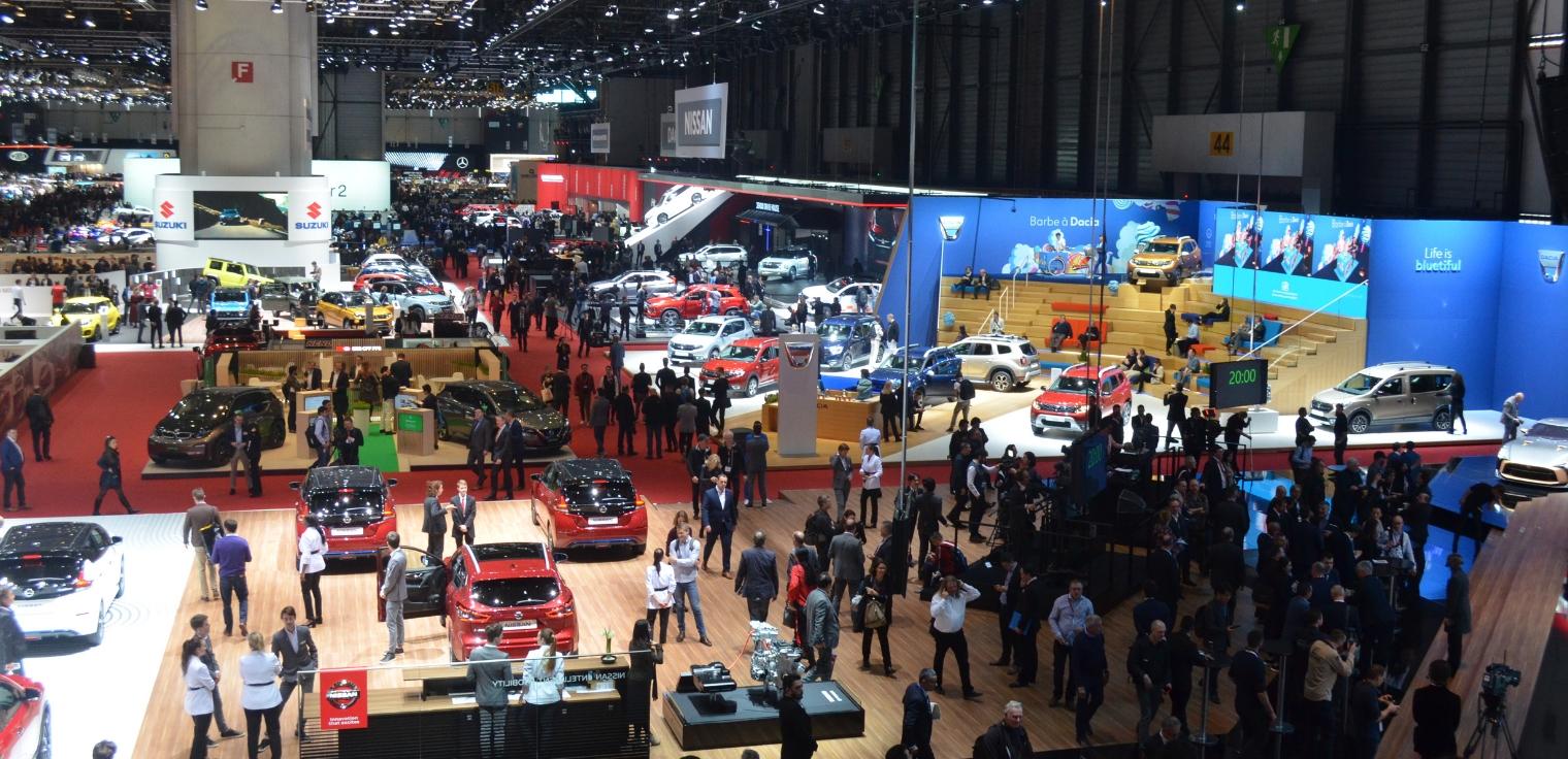 Novità auto salone di Ginevra 2020