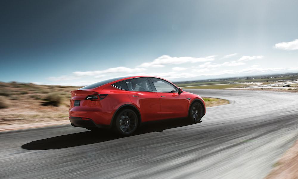 Caratteristiche e prezzi di Tesla Model Y