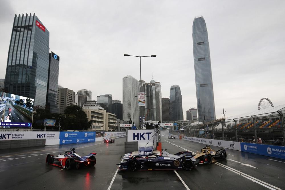 Classifica campionato Formula E 2019