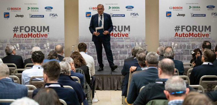 Conferenza ForumAutoMotive