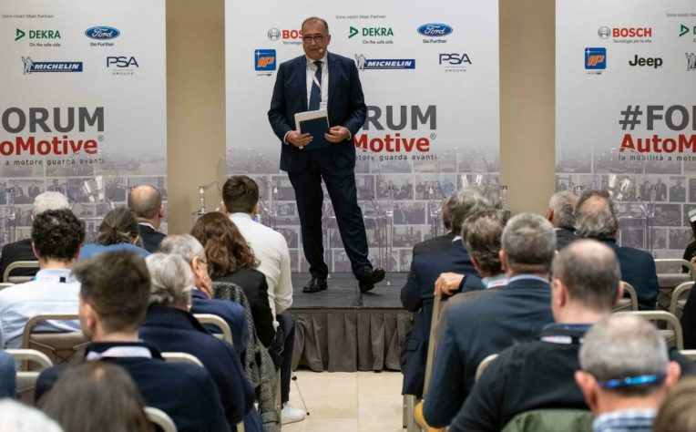 Conferenza ForumAutoMotive