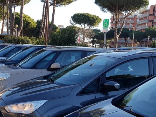 Il corporate car sharing di Wind Tre