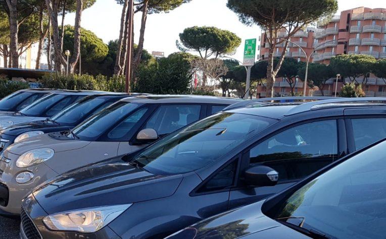 Il corporate car sharing di Wind Tre